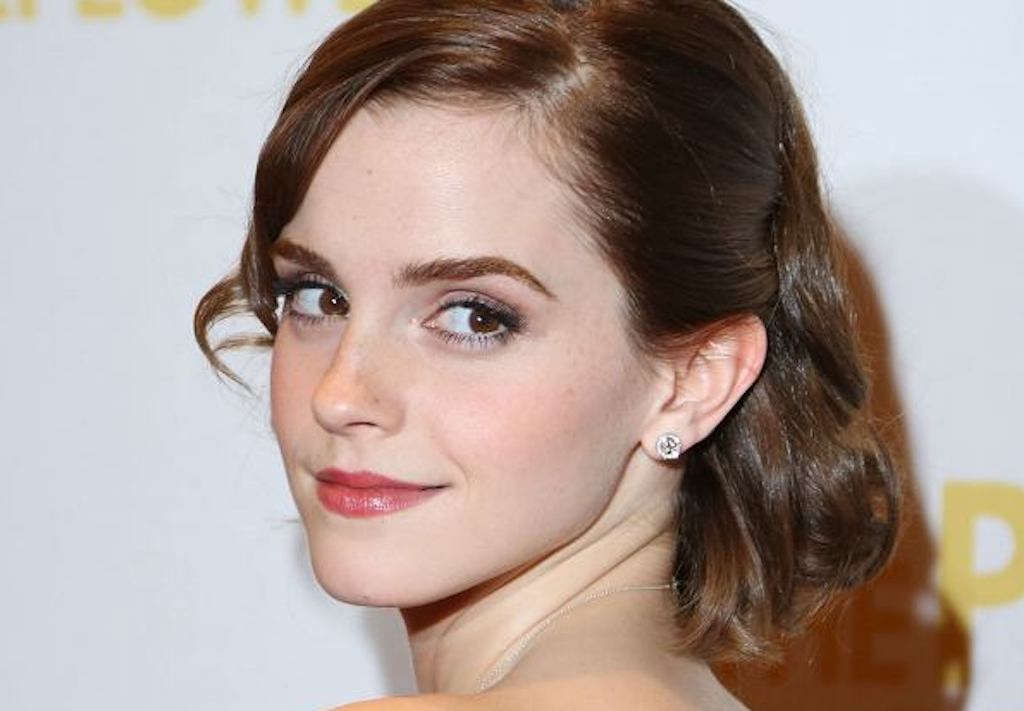 Effective and Simple Beauty Inspiration from Emma Watson