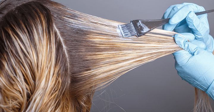 healthiest way to dye your hair
